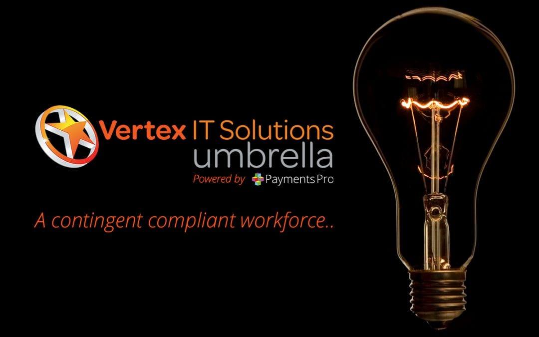 Vertex Umbrella IR35 Compliant payroll