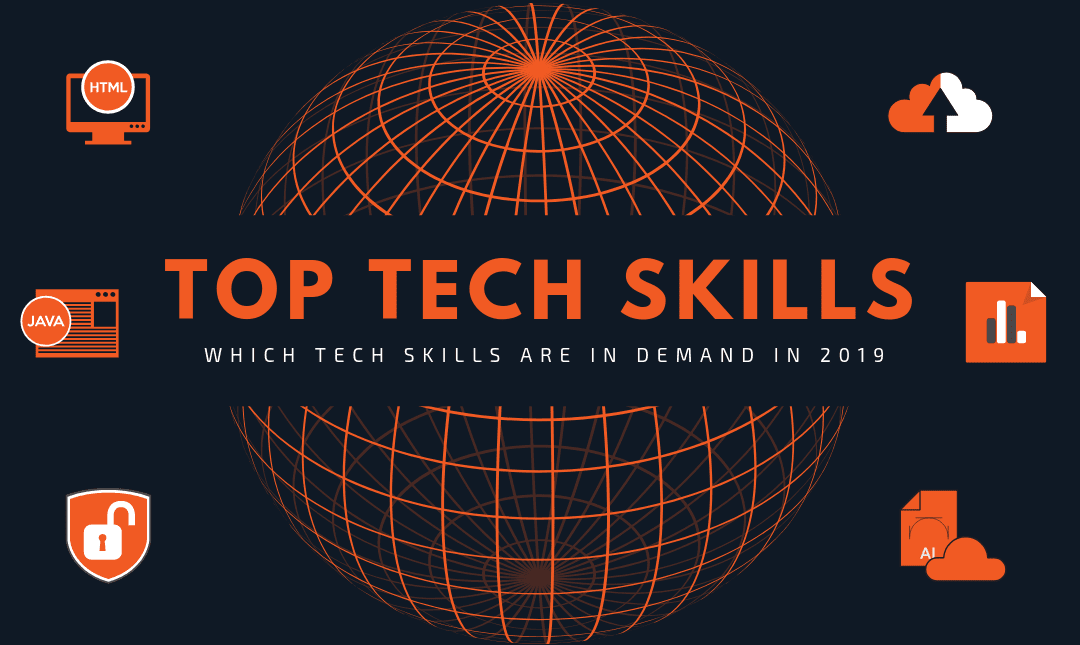 UK IT Skills and Jobs in Demand 2019