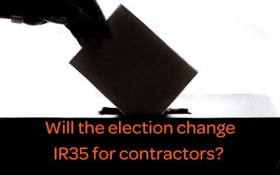 IR35 – A contractors view ahead of the General Election.