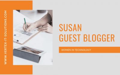 Sue D – Women in Technology – Guest Blogger