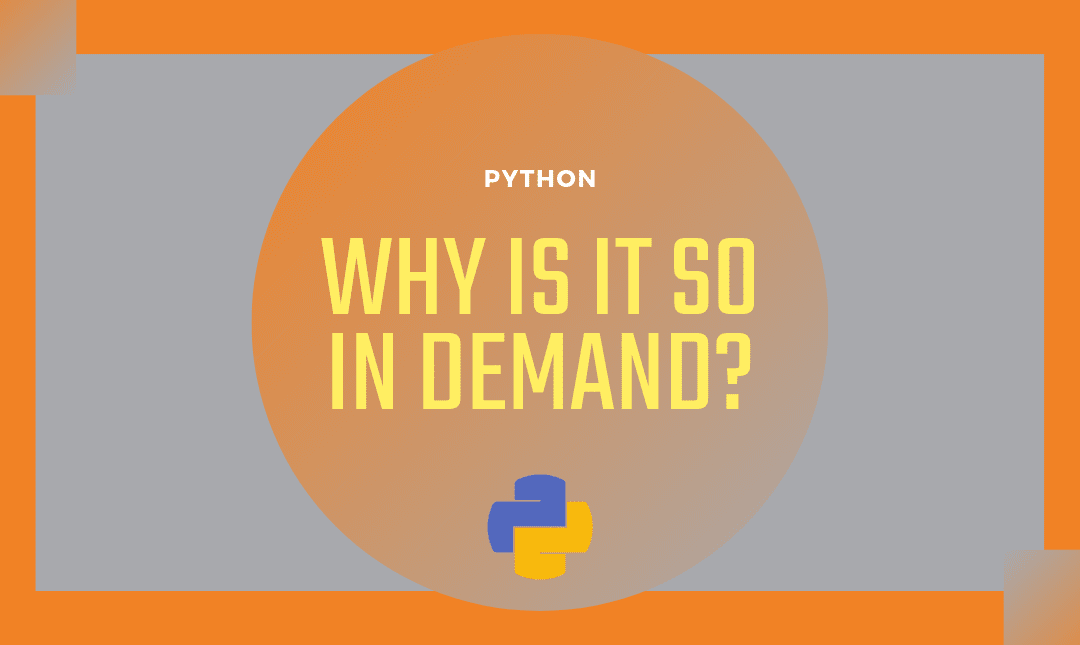 Why are Python Resources in such demand?